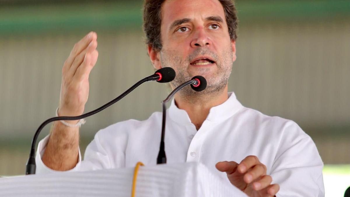 مودی حکومت سے سیکھیے معیشت کو پوری طرح برباد کرنا: راہل گاندھی