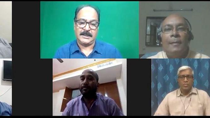 بہار اسمبلی انتخاب ویڈیو مباحثہ: امت شاہ کوئی چانکیہ نہیں ہیں... آشوتوش