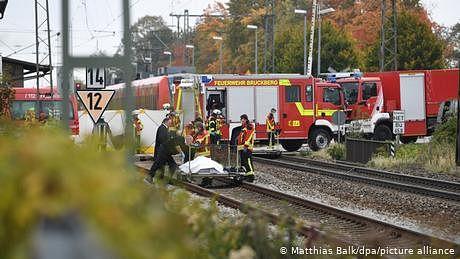 دو کم عمر بھائی ٹرین کی زد میں آ کر مارے گئے