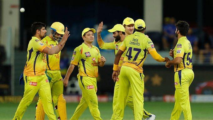 آئی پی ایل میچ نمبر 29: حیدرآباد کی 20 رنوں سے شکست، چنئی نے چکھا جیت کا مزہ