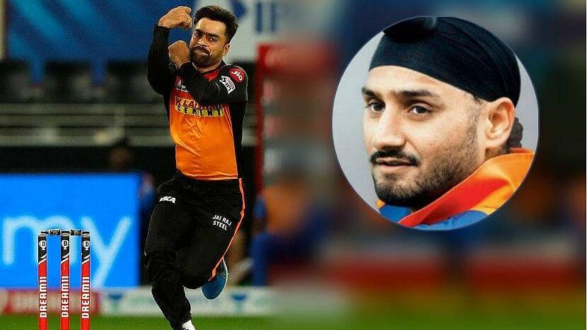 آئی پی ایل 2020: راشد خان نے کی شاندار گیند بازی، ہربھجن نے کی دل کھول کر تعریف