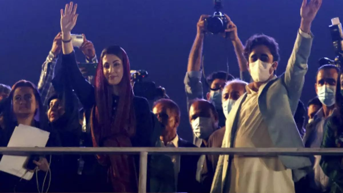 پاکستان: عمران حکومت کے خلاف حزب اختلاف کی احتجاجی طاقت کا تیسرا مظاہرہ