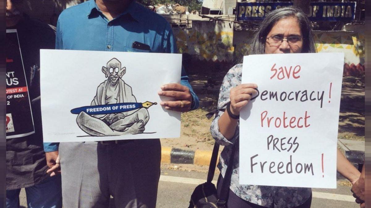 بی جے پی حکمراں تریپورہ میں صحافی پر پھر ہوا حملہ