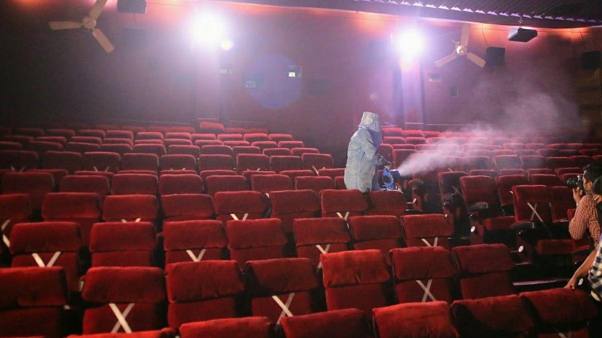 سات مہینے بعد آج سے کھلیں گے سنیما ہال، تمام تیاریاں مکمل