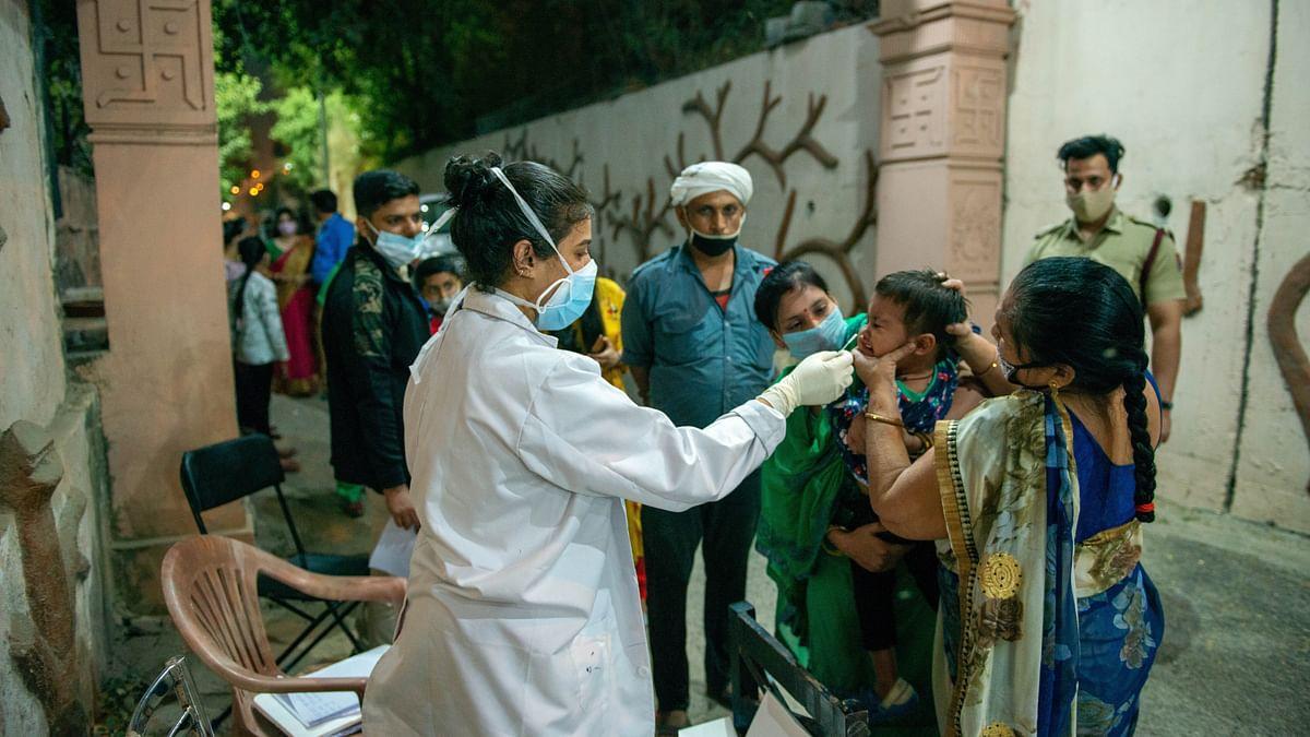 ہندوستان میں کورونا کے کیسز میں پھر اضافہ، ہلاک شدگان کی مجموعی تعداد 1.20 لاکھ سے متجاوز