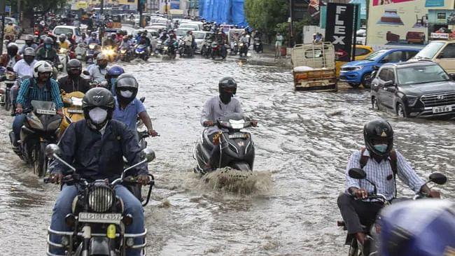 تلنگانہ، آندھرا، مہاراشٹر اور کرناٹک میں موسلادھار بارش، 31 افراد کی موت، ہزاروں ایکڑ فصلوں کو نقصان