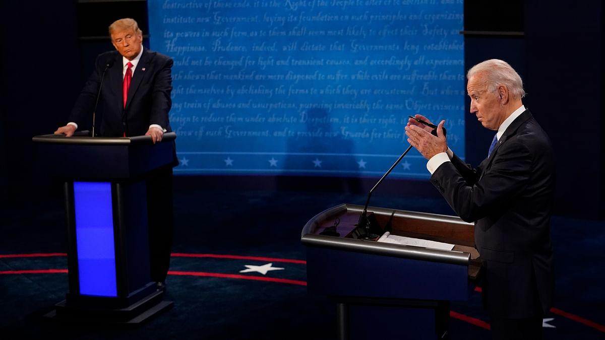 دوسرے صدارتی مباحثہ میں ٹرمپ کی کارکردگی پہلے سے بہتر مگر سوال زیادہ جواب کم