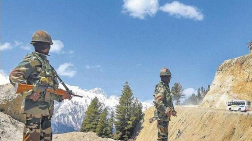 لداخ تنازعہ: ہندوستانی سرحد میں راستہ بھٹک کر داخل ہونے والا فوجی چین کے حوالہ