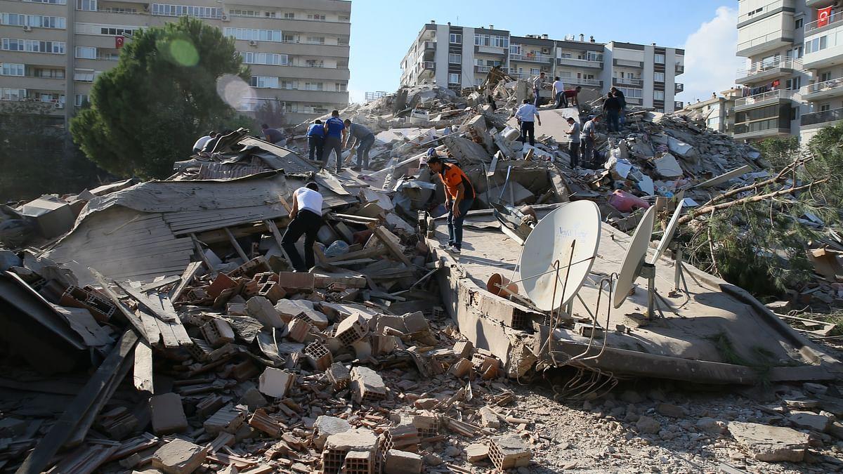 ترکی اور یونان میں چھوٹی سنامی ، 22 افرادہلاک، شہر ازمیر میں دہشت