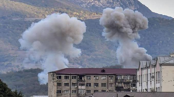 آذر بائیجان کی فوج سے لڑائی میں نگورنو قراباخ کے مزید 45 فوجی ہلاک