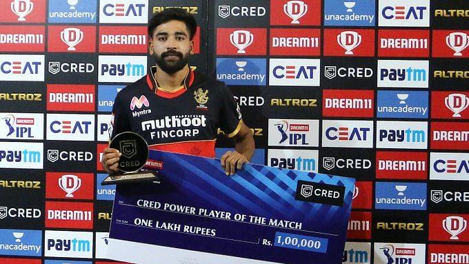 ٹیم انڈیا کے کھلاڑی محمد سراج کے والد کا انتقال