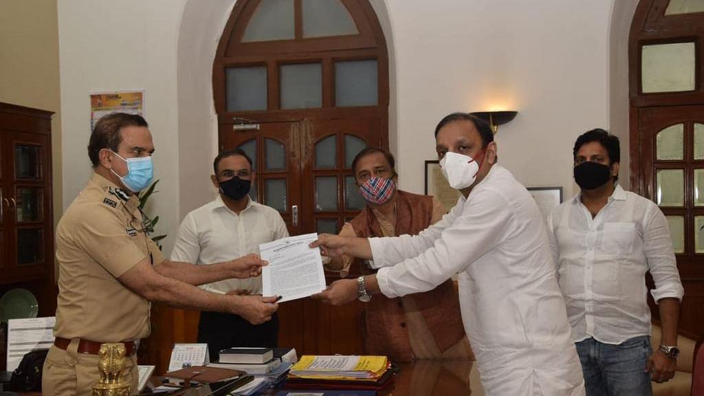 بی جے پی نے سوشل میڈیا پر نئی طرح کی دہشت گردی پھیلا رکھی ہے: ممبئی کانگریس