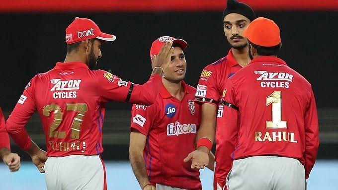 آئی پی ایل میچ نمبر 43: دلچسپ مقابلے میں حیدرآباد کی شکست، پنجاب کی 12 رن سے جیت