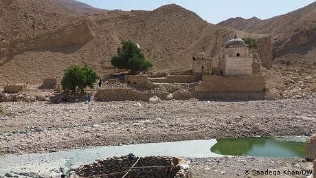 بلوچستان کا پہاڑی چشمہ آب ِ شفاء، 'جِلدی امراض کا علاج'