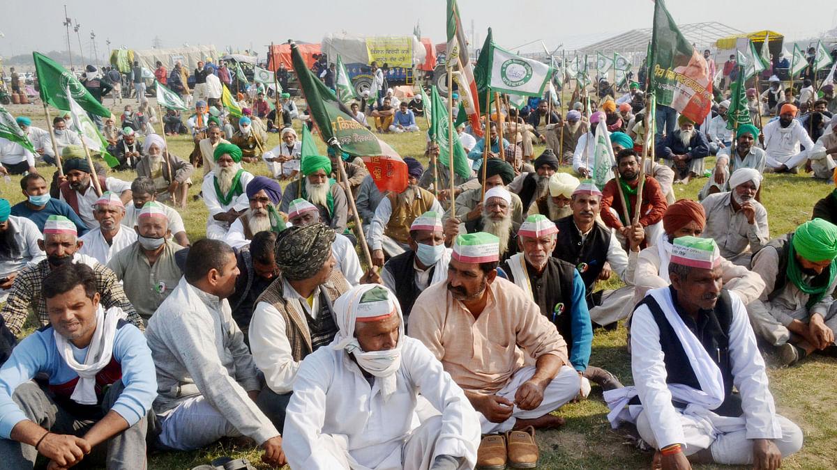 ہریانہ کی کھاپ پنچایتوں نے دی کسان تحریک کو حمایت، دیر رات وزرا کی اعلی سطحی میٹنگ