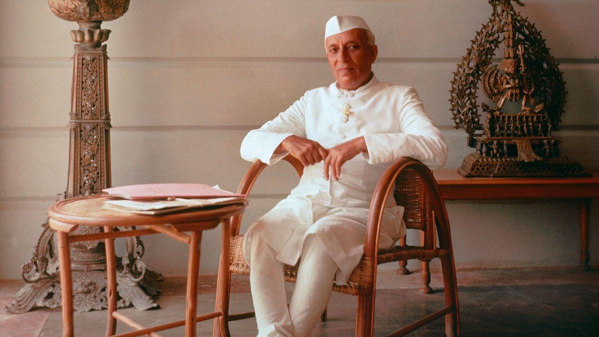 ہندوستان کے پہلے وزیر اعظم پنڈت جواہر لال نہرو / Getty Images