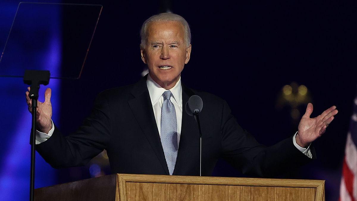 امریکہ کے نو منتخب صدر جو بائیڈن / Getty Images