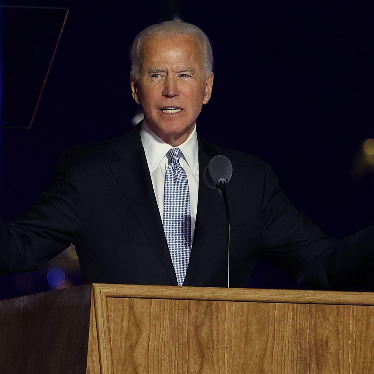 امریکہ کے صدر جو بائیڈن / Getty Images