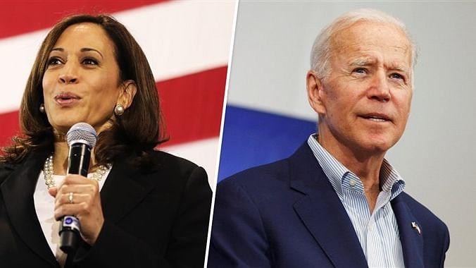 جذباتی ماحول میں امریکی صدر جو بائڈن اور نائب صدر کملا ہیرس کی حلف برداری، امریکہ میں نئے دور کا آغاز