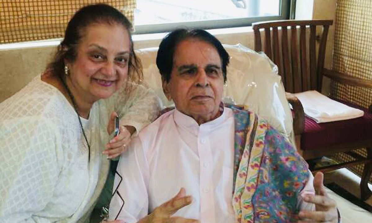 جب سائرہ بانو نے کہا- 'مجھے اولاد نہ ہونے کا کبھی ملال نہیں ہوا، کیونکہ دلیپ صاحب خود ایک بچے کی طرح ہیں!'