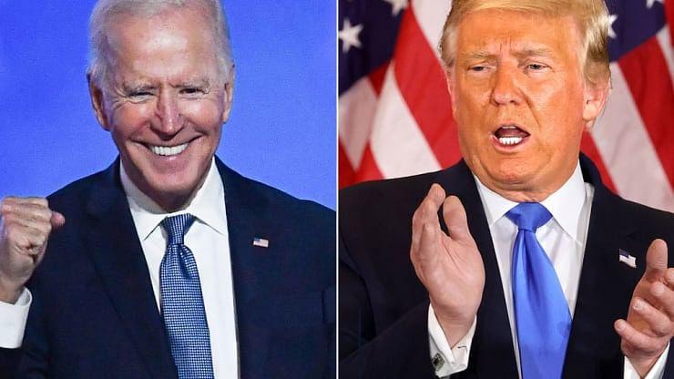 ٹرمپ کی پالیسیوں کو بائیڈن تبدیل کریں گے