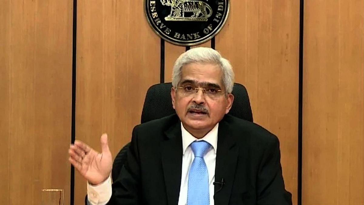 آر بی آئی گورنر شکتی کانت داس / تصویر یو این آئی