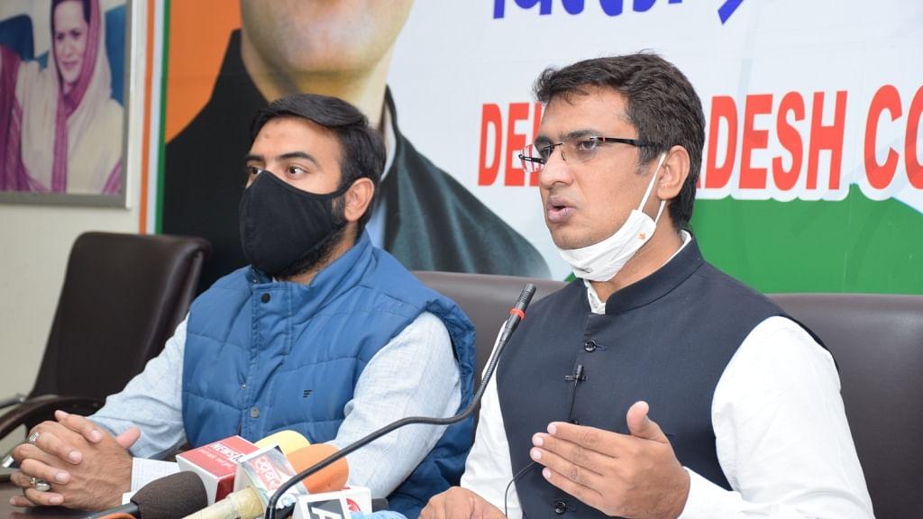 ماسک نہ پہننے والوں پر 2000 کا جرمانہ غیر مناسب، فیصلہ واپس لے کیجریوال حکومت: انل چودھری