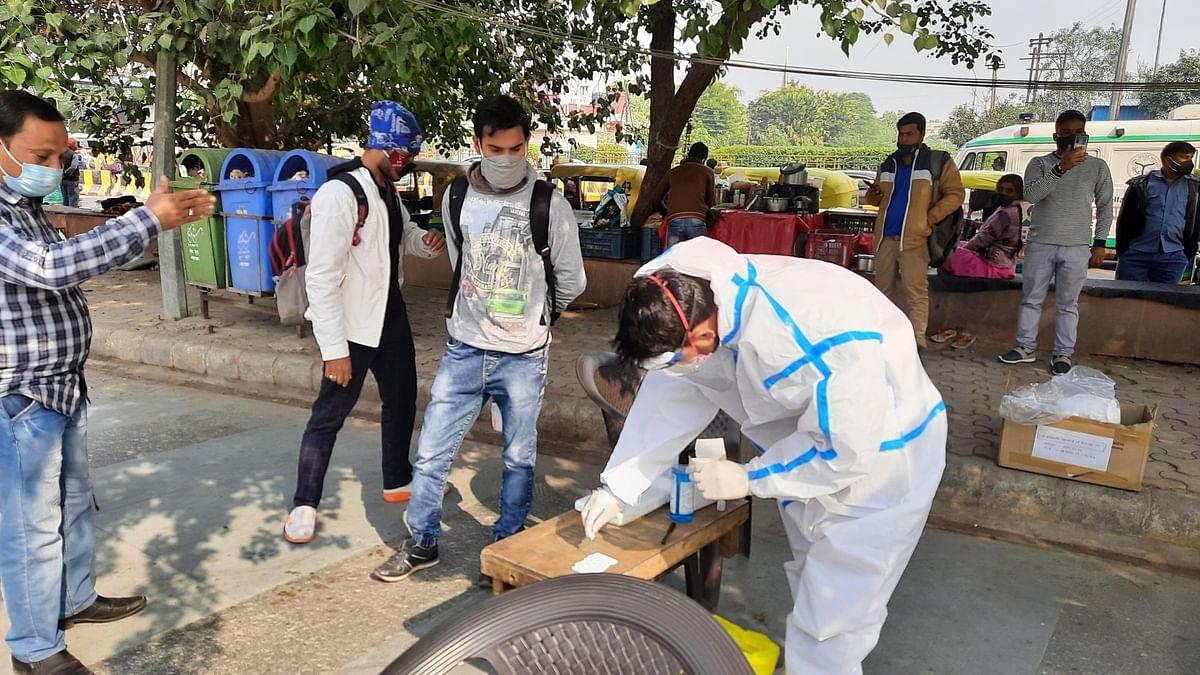 دہلی میں کورونا کی دھماکہ خیز صورت حال برقرار، مہاراشٹر-کیرالہ میں بہتری