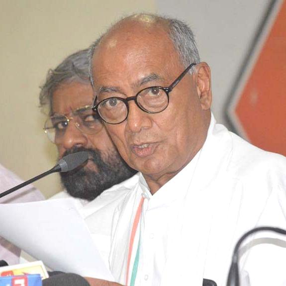 دگوجے سنگھ / تصویر آئی اے این ایس