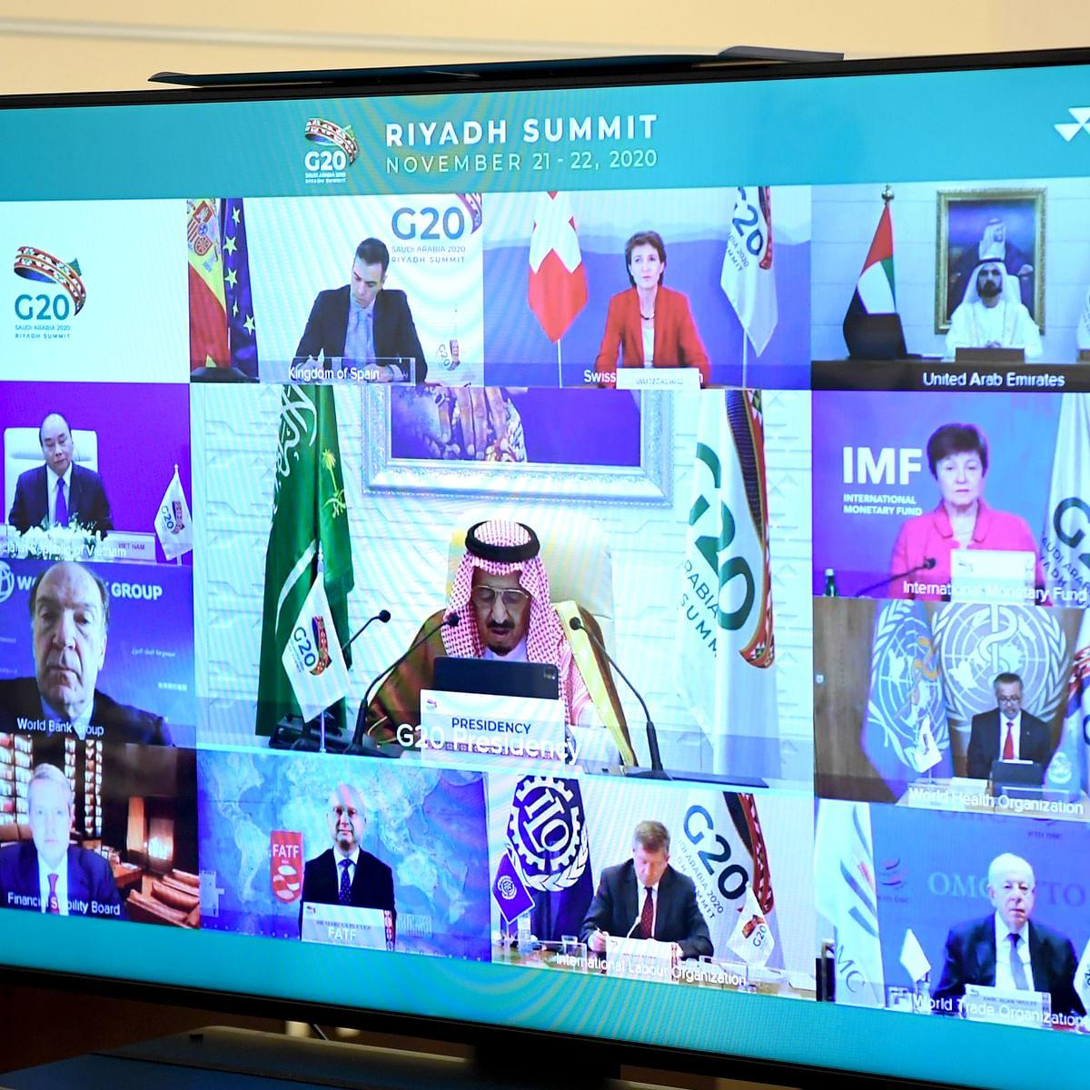 جی-20 اجلاس / Getty Images