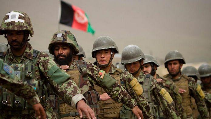 افغان فوج کی جوابی کارروائی میں 14 شدت پسند ہلاک
