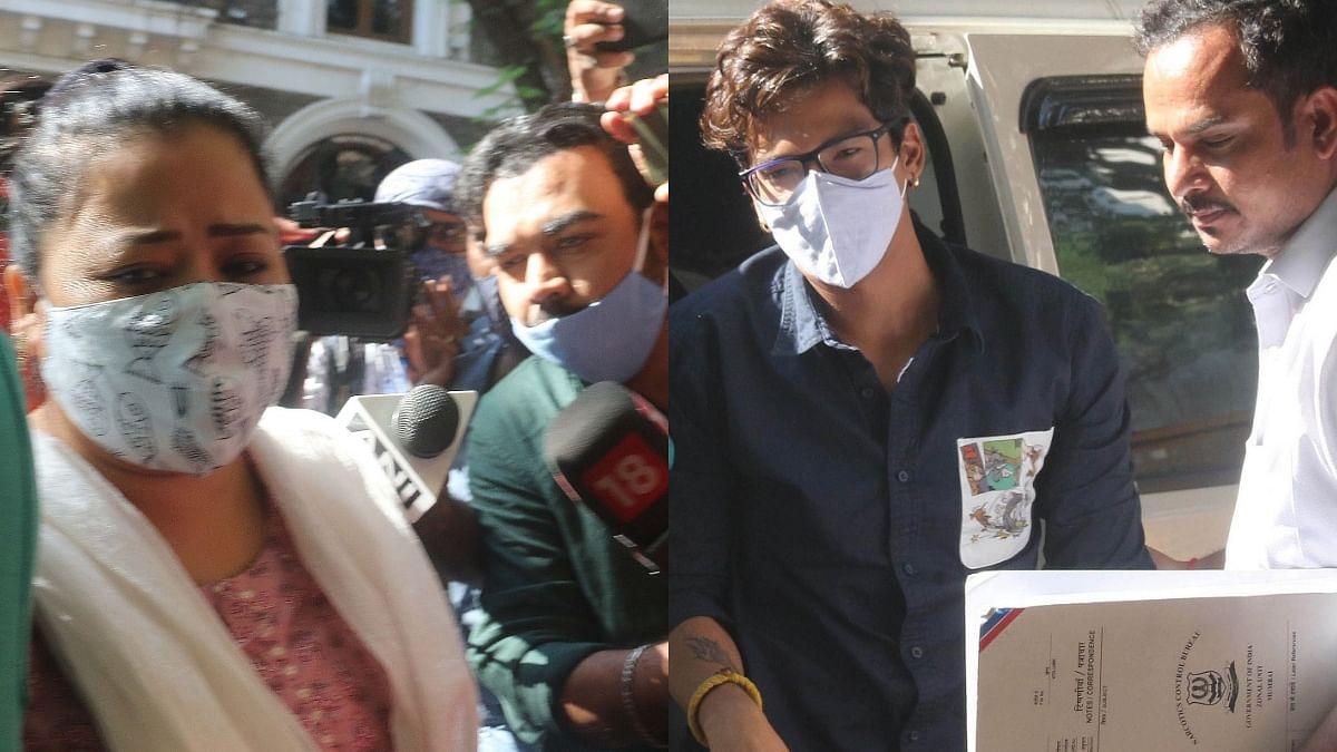 بھارتی سنگھ اور ہرش لمباچیا کو جھٹکا، 4 دسمبر تک عدالتی حراست میں بھیجے گئے