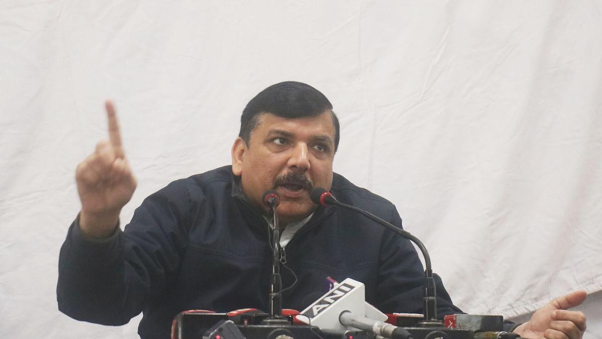بی جے پی اقتدار میں بے بس بیٹیاں خودکشی کرنے پر مجبور: سنجے سنگھ