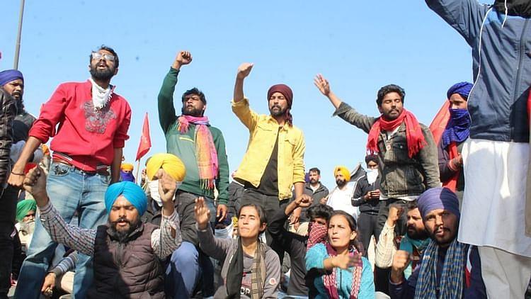 زرعی قوانین کے خلاف مزید 2 لاکھ کسانوں نے کیا دہلی کا رخ، انتظامیہ پریشان