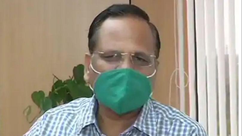 وزیر صحت ستیندر جین