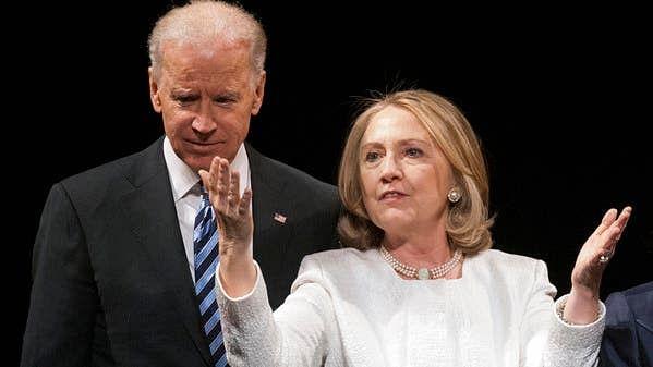 بائیڈن کا ہیلری کلنٹن کو اقوام متحدہ میں امریکی سفیر مقرر کرنے پر غور