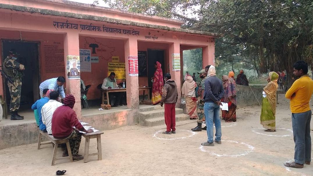 بہار اسمبلی انتخابات: ووٹنگ کا عمل ختم، اب نتیجہ کے لیے 10 نومبر کا انتظار