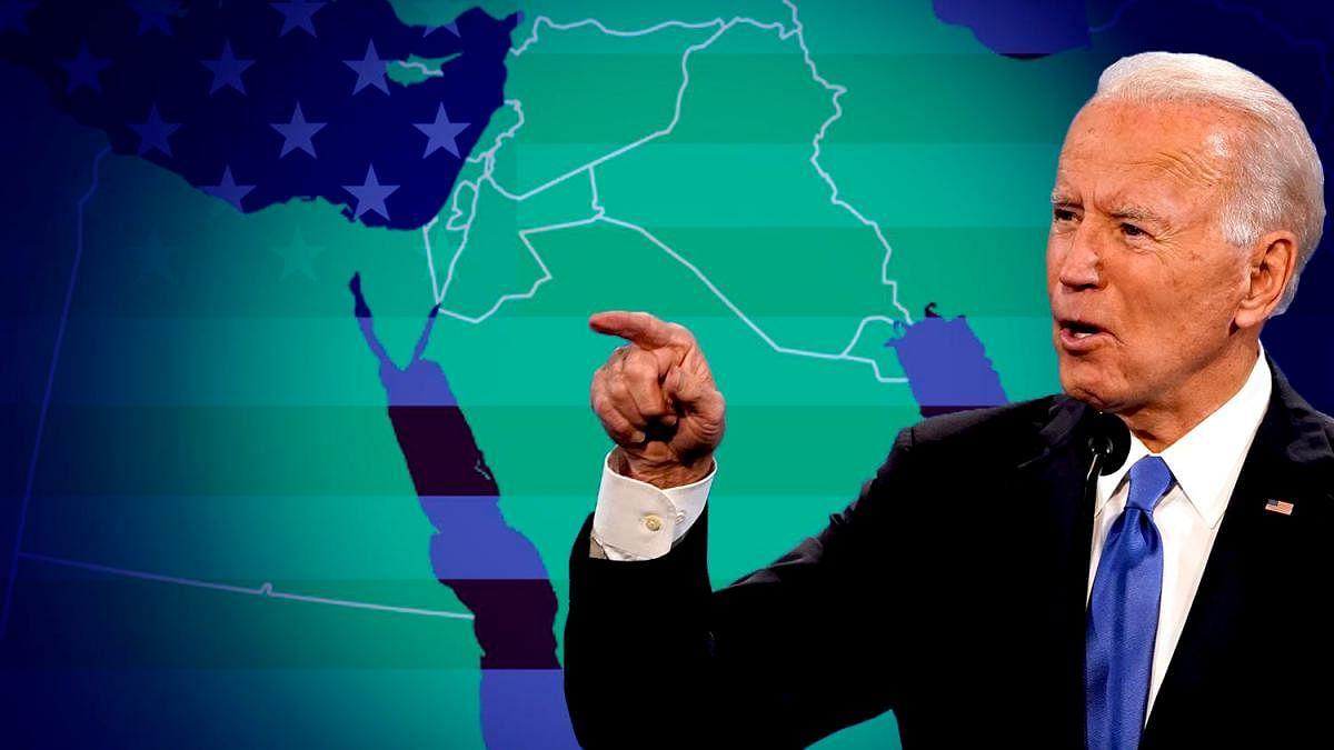بائیڈن کی جیت سے مشرق وسطیٰ میں امن کی کوششوں کی امید جاگی