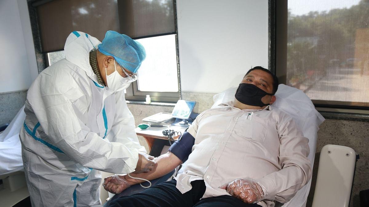 کورونا وائرس، تصویر آئی اے این ایس