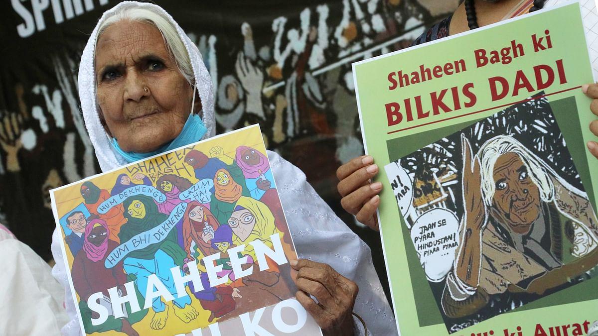 شاہین باغ کی دادی 'ٹائم میگزین' کے بعد 'بی بی سی' کی 100 بااثر خواتین کی فہرست میں بھی شامل