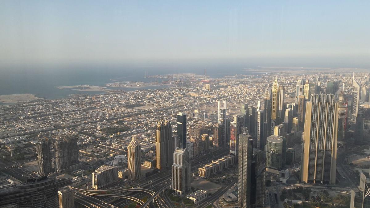متحدہ عرب امارات کا شہر دبئی / تصویر آئی اے این ایس