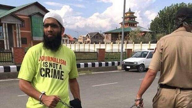 ارنب گوسوامی کو 8 دن میں ضمانت، لیکن ایک دیگر صحافی 15 مہینے سے سماعت کا منتظر!