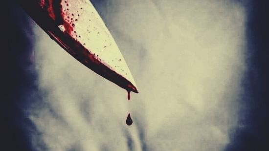 قتل کی علامتی تصویر آئی اے این ایس