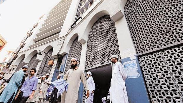 تبلیغی جماعت کو بدنام کرنے کا معاملہ/ تصویر جمعیۃ علما ہند