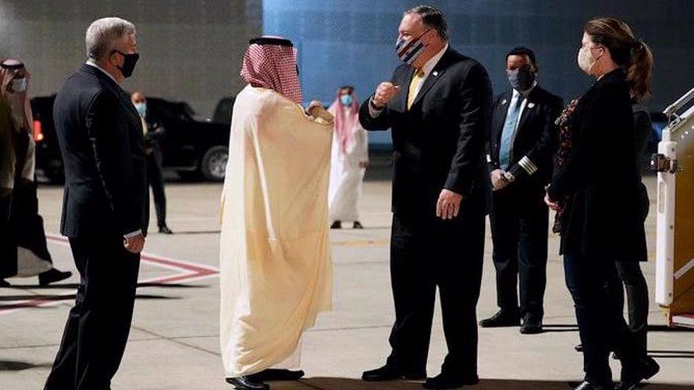 نیتن یاہو کا سعودی دورہ: اسرائیل کی خاموشی، سعودی عرب کی تردید