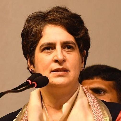 پرینکا گاندھی / تصویر آئی اے این ایس