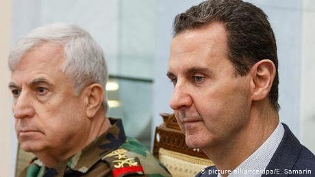 تباہ حال ملک شام اور اسد حکومت کے پچاس برس