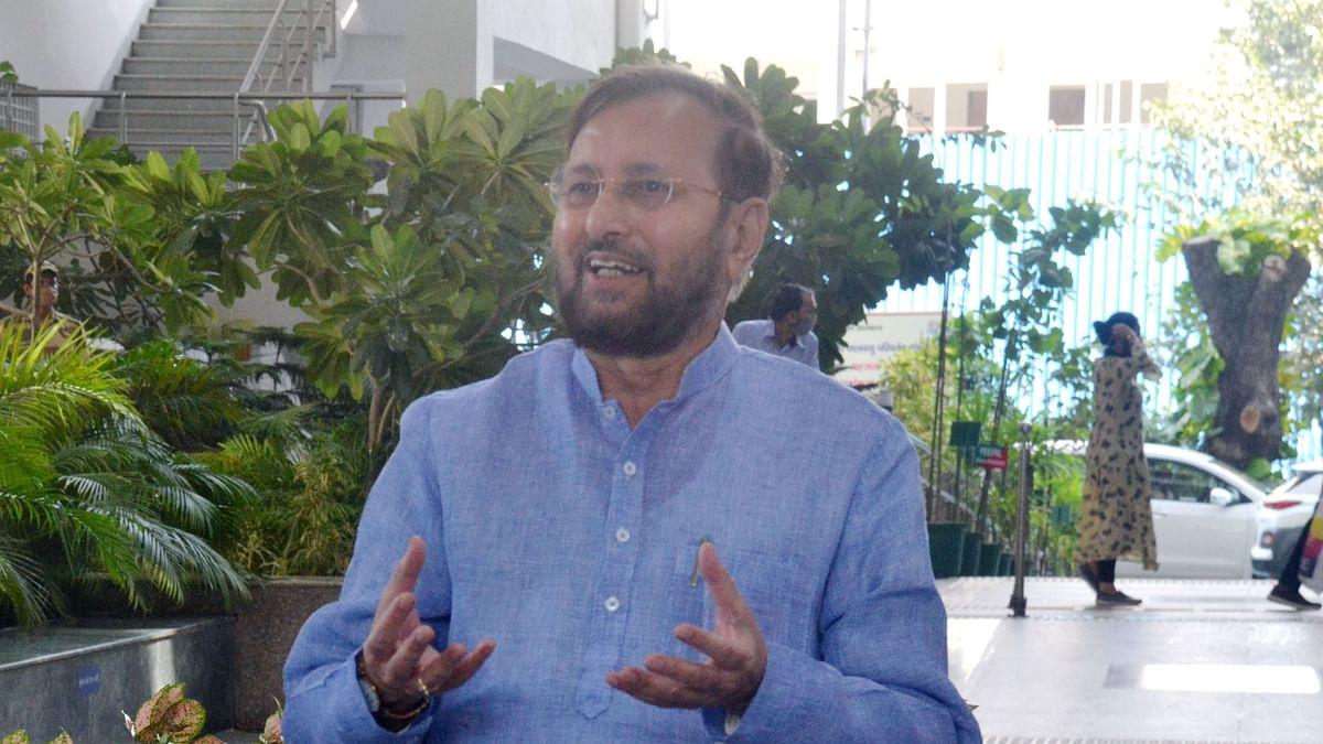 چندر شیکھرراو حکومت کی 6 برسوں میں 60 ناکامیاں: پرکاش جاوڈیکر