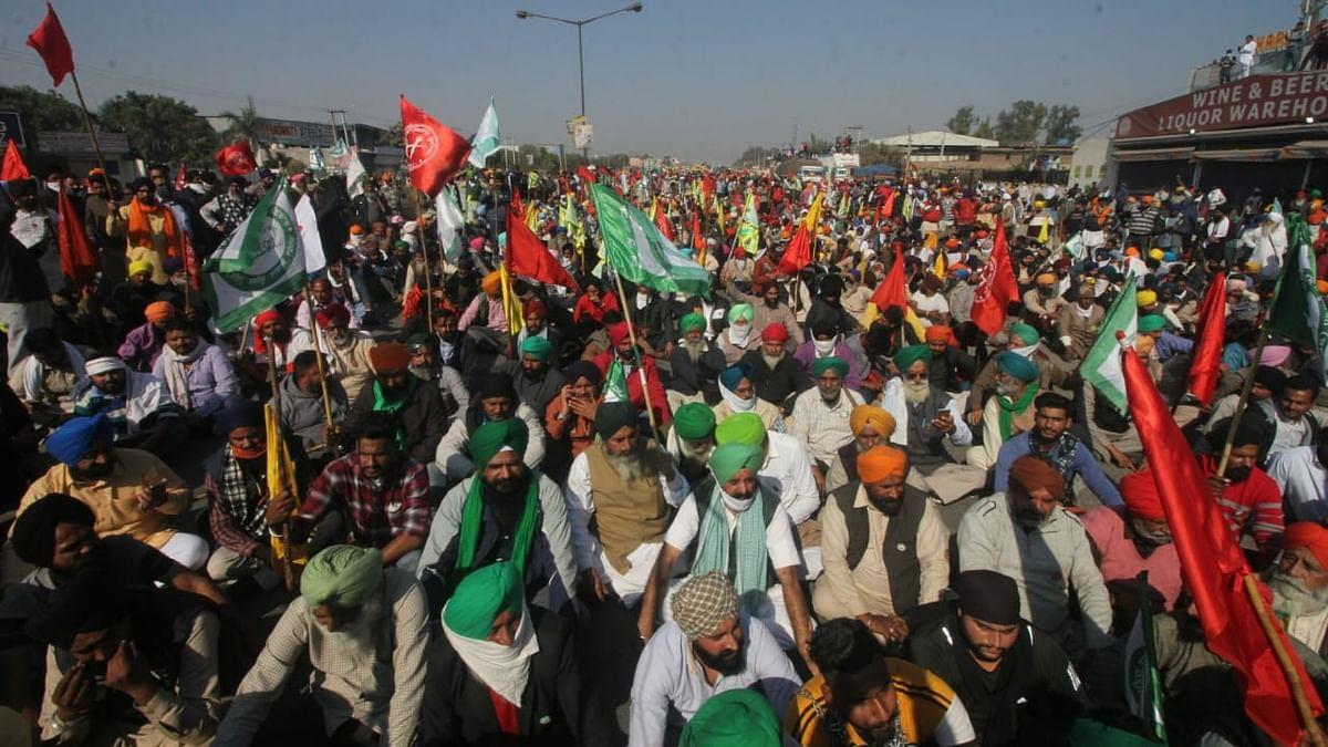 کسان تحریک کو 'چپکو آندولن' کے لیڈر سندر لال بہوگنا کی بھی ملی حمایت