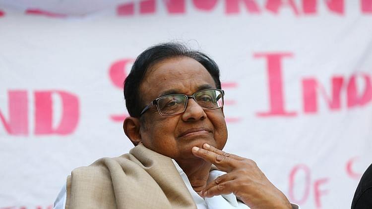 'بنگال کی جنگ چھوڑ کر کورونا کو تھوڑا وقت دینے کے لئے شکریہ!' چدمبرم کا مودی پر طنز